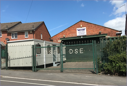 DS Environmental - Our Offices in Sheffield